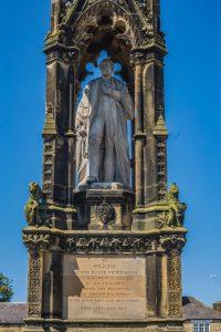 Duncombe Statue