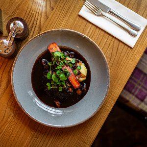 The-Castle-Hotel-Cowny-coaching-inn-hotel-restaurant-food-menus